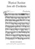 Concerto A4 (for flute traverso, two violins and basso continuo)